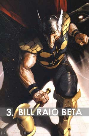 Os mais fortes da Marvel: Bill Raio Beta