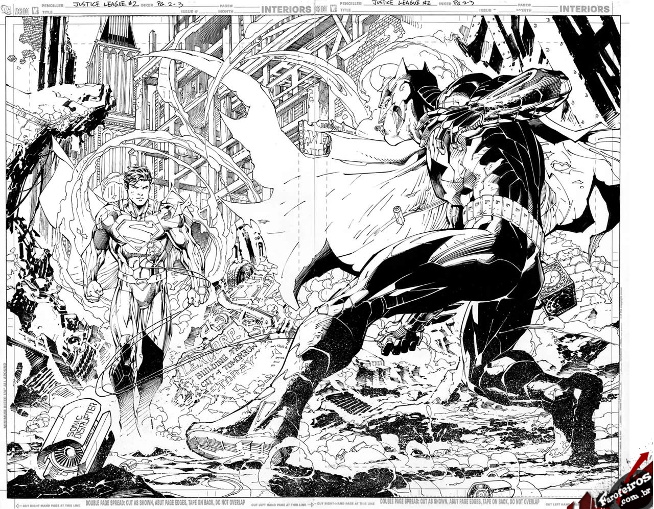 superman-vs-batman-justice-league-2-jim-lee