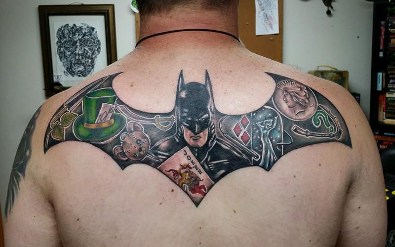 batman-tattoo