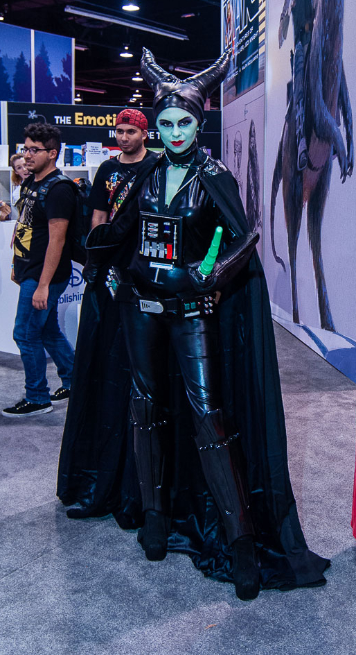 Darth Malévola é a nova vilã de Star Wars