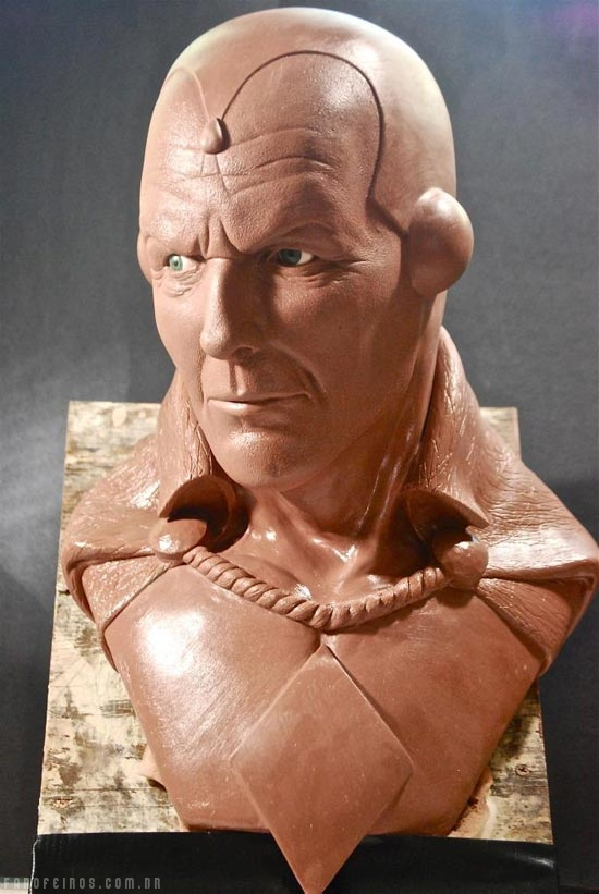 Agent Coulson as Vision