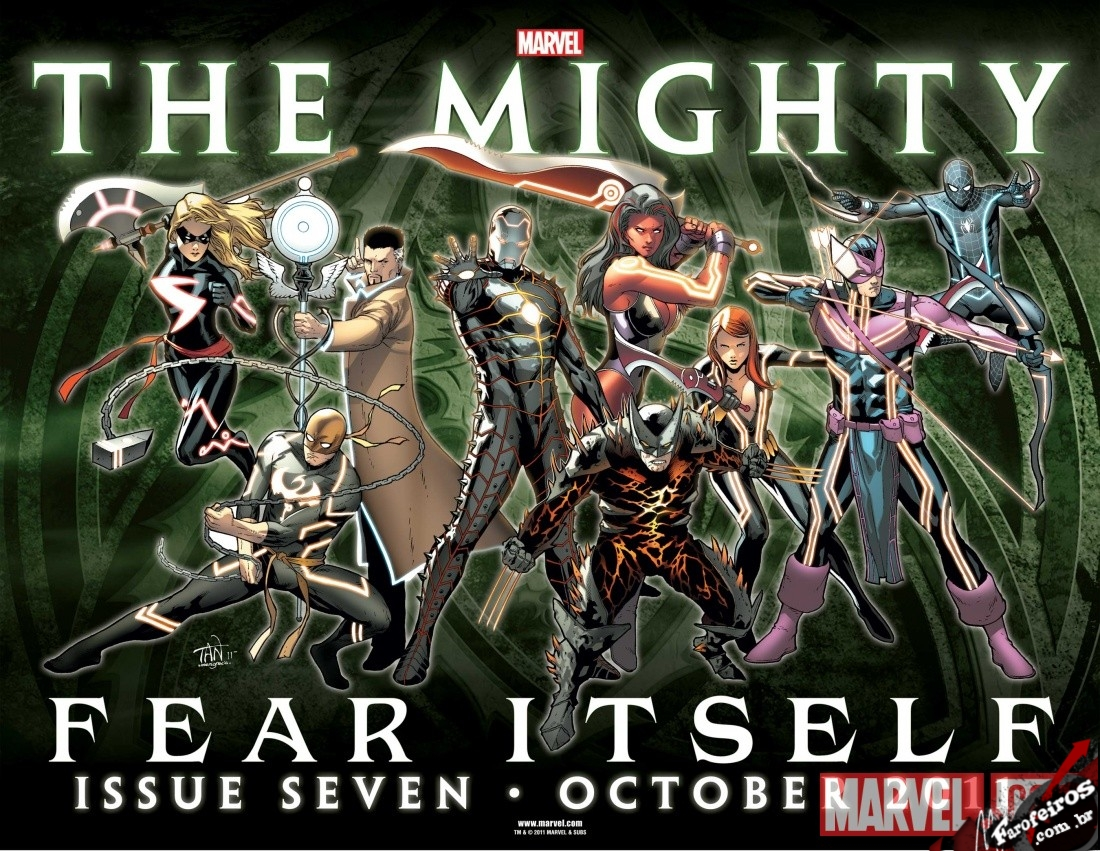 Fear It Self: The Mighty