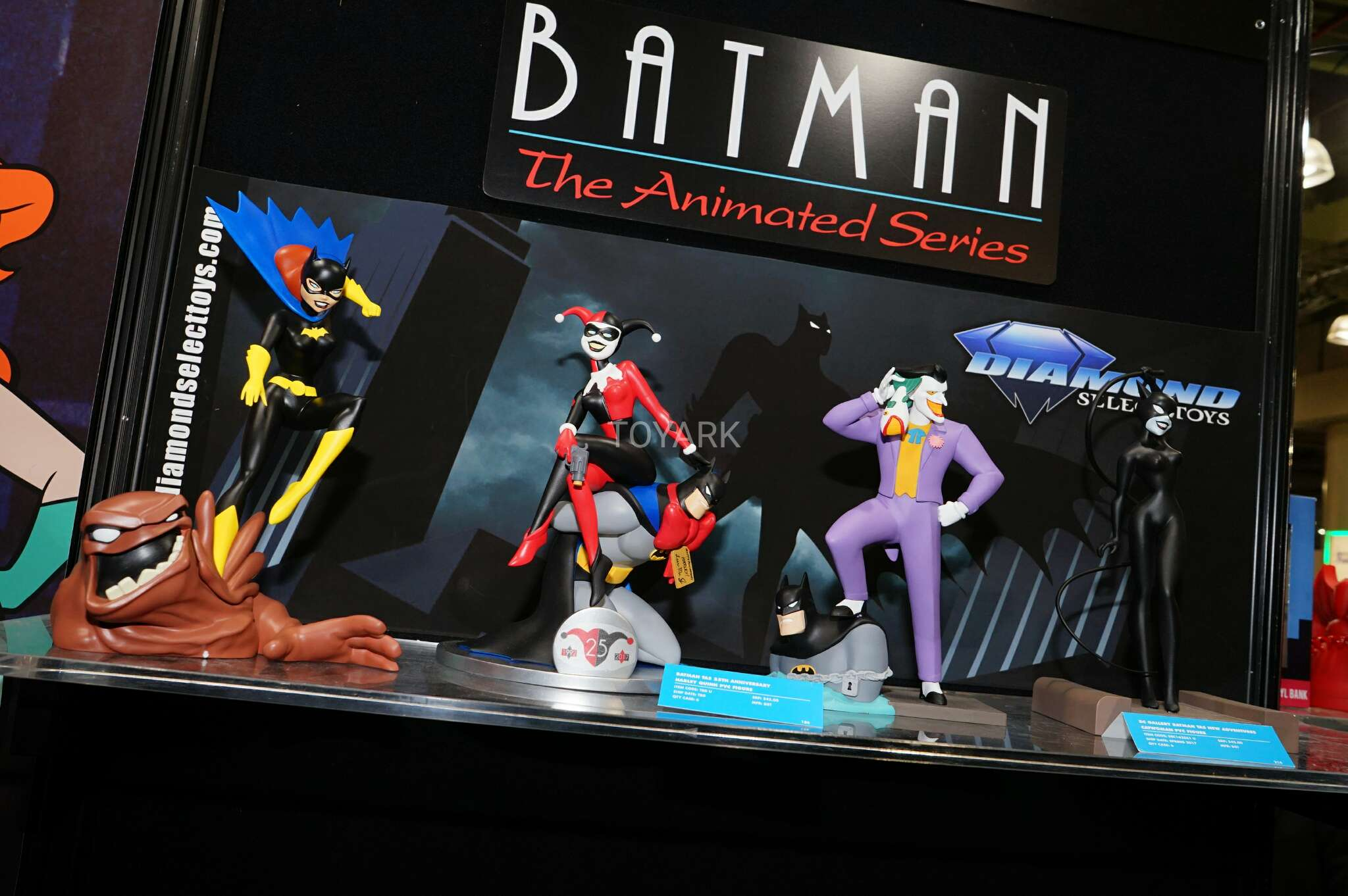 Toy Fair 2017: As melhores fotos do evento - Blog Farofeiros - DC Collectibles