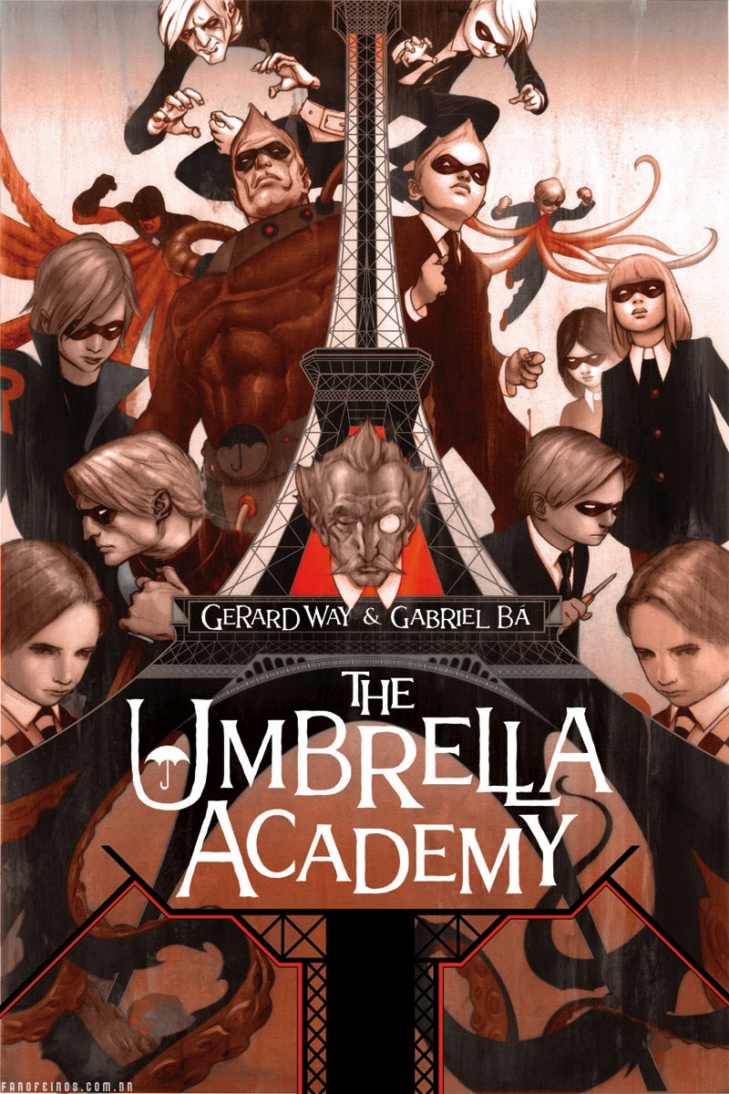 The Umbrella Academy@Everything2.com