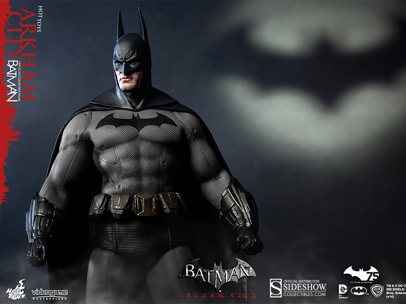 Batman Arkham City da Hot Toys