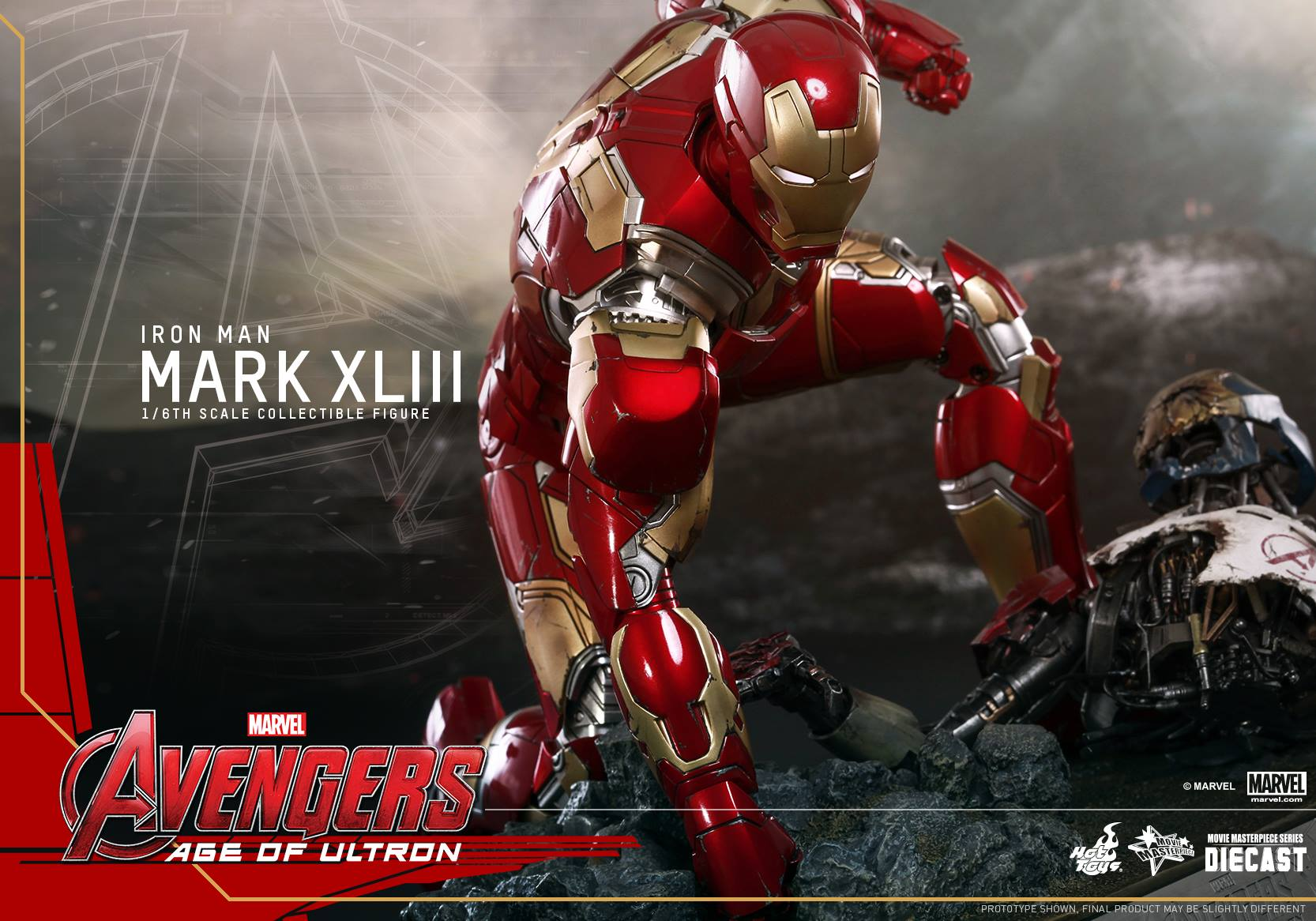 homem-de-ferro-Mark-XLIII-ERA-DE-ULTRON-hot-toys-01