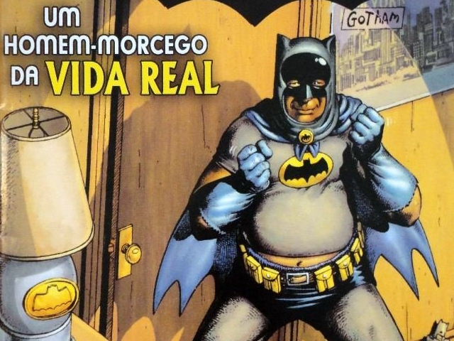 O Estigma do Batman: O morcego da vida real