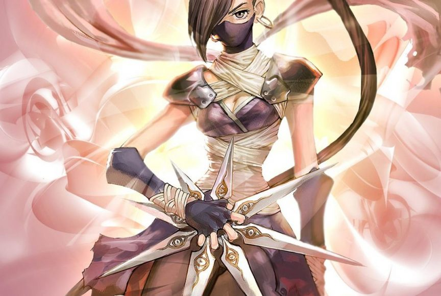 Assassina de Ragnarok Online