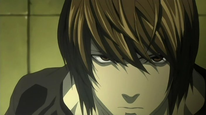 Não é mentira - Light Yagami - Death Note