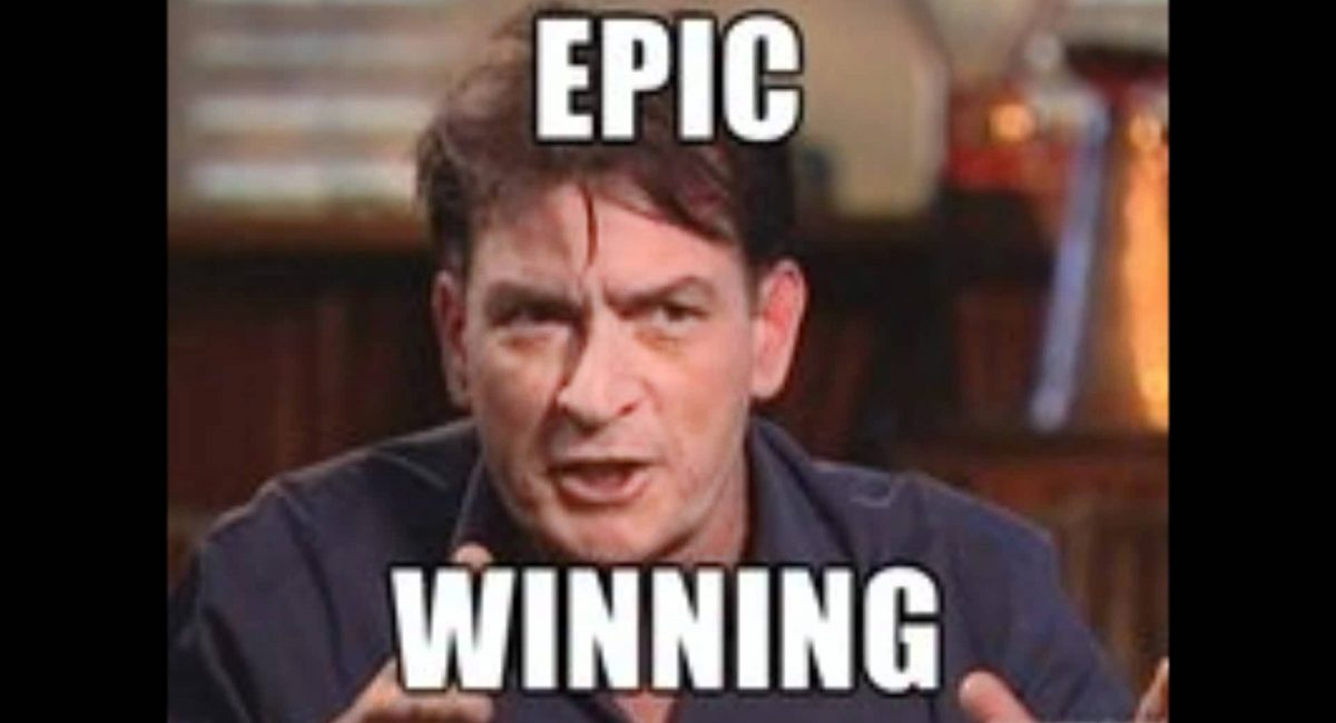 Charlie Sheen - Epic Winning