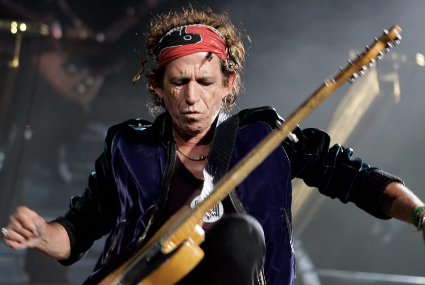 Rolling Stones - The Worst - Keith Richards