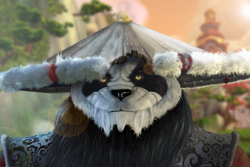 World of Warcraft: Mists of Pandaria em português - Pandas de World of Warcraft dançando - Explicando Mists of Pandaria