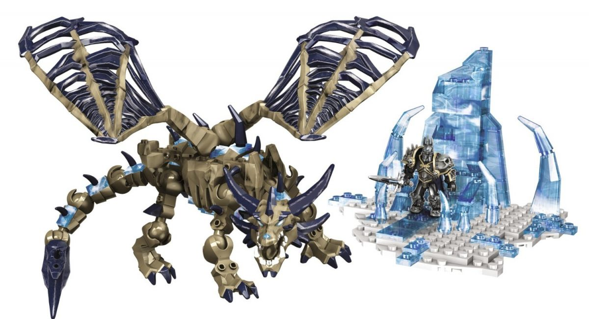 Mega Bloks de World of Warcraft