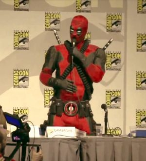 Deadpool na SDCC - Game