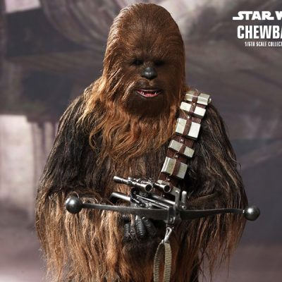 Chewbacca da Hot Toys