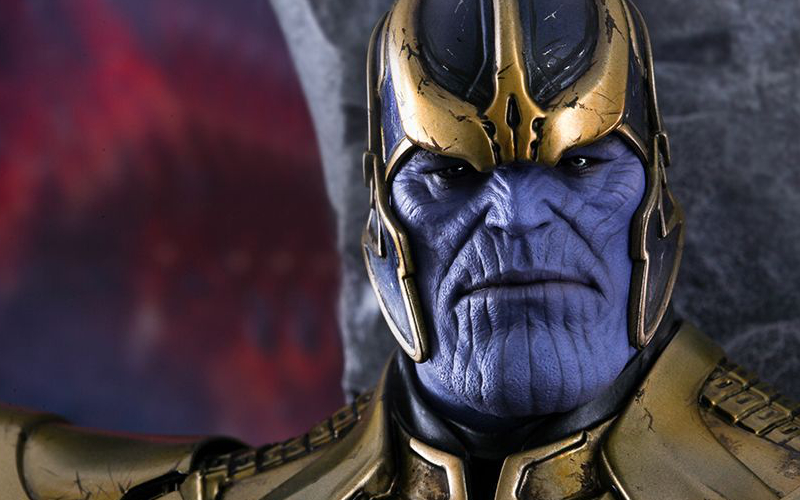 Hot Toys mostra mais fotos de Thanos - Blog Farofeiros