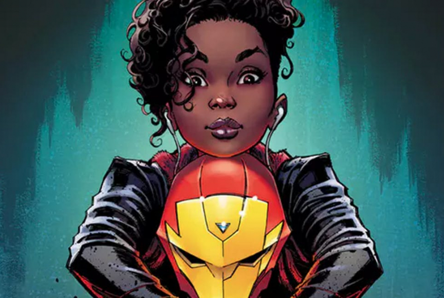 Homem de Ferro - Iron Heart - Riri Williams - Blog Farofeiros - 2