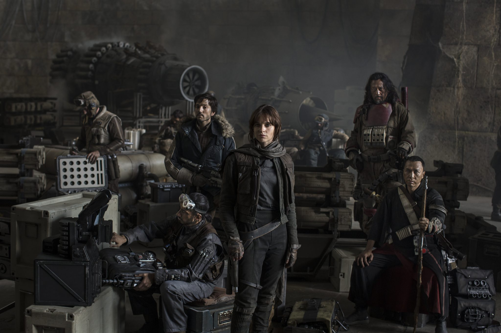 Rogue One - Novidades sobre o Disney+ - Blog Farofeiros