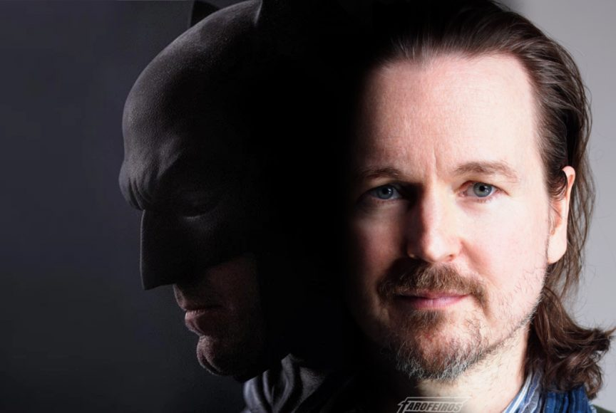 Batman e Matt Reeves