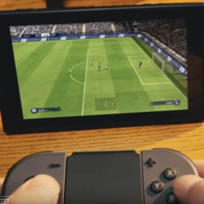 Nintendo Switch - FIFA 18