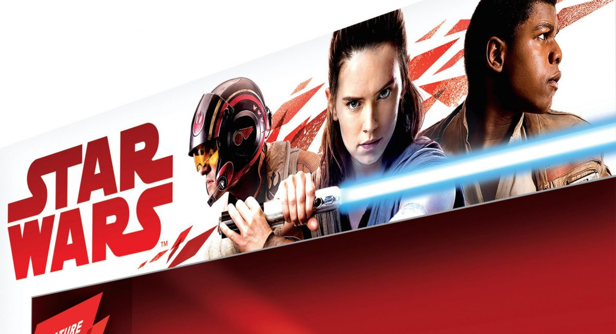 Star Wars Os Últimos Jedi - Force Friday II