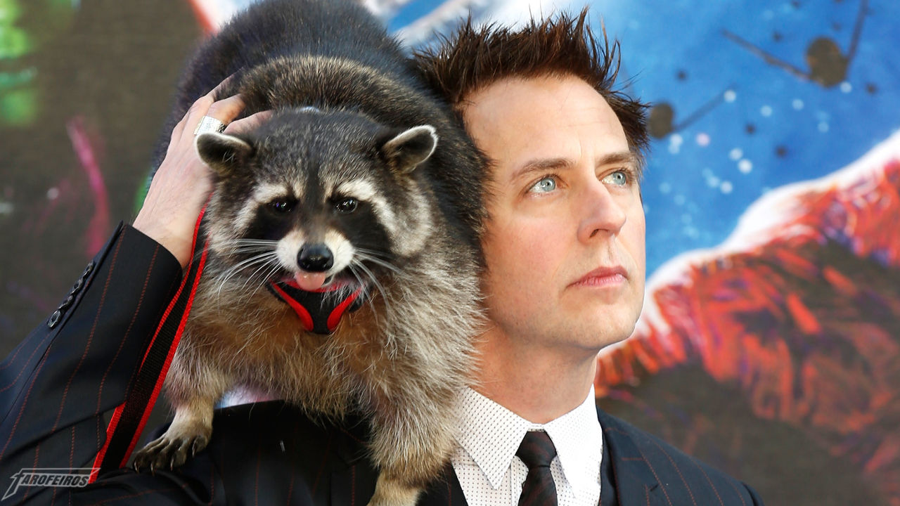 James Gunn e o futuro da Marvel nos cinemas
