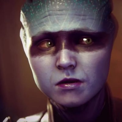 Mass Effect Andromeda consegue ver a luz