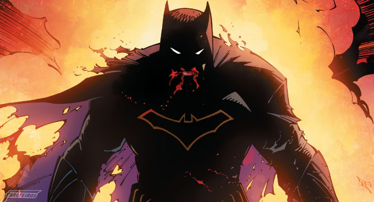 Noites de Trevas - Batman Dark Nights Metal