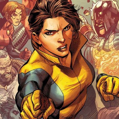 X-Men Gold #1 corrigido