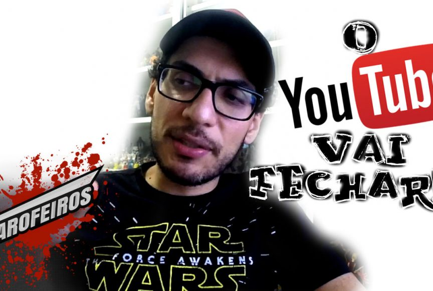 O YouTube vai fechar? - Rocking With Rockerz #11