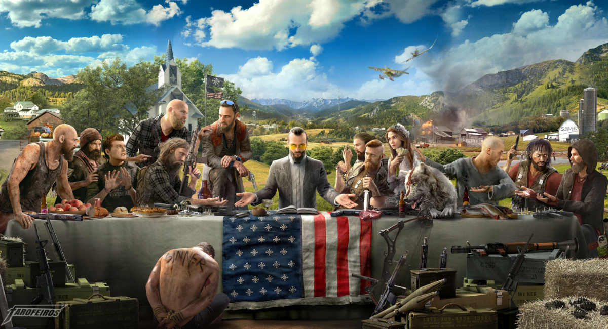 Far Cry 5 - Retrospectiva Gamer 2017