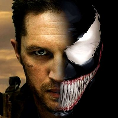 Filme do Venom - Tom Hardy
