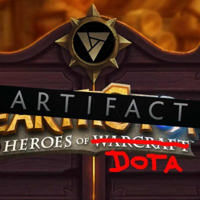 Artifact o Heartstone da Valve