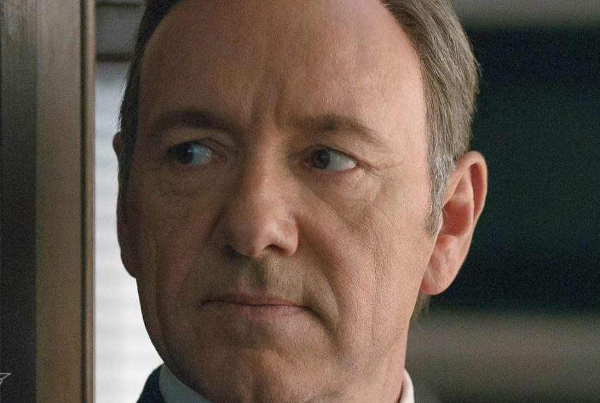 O caso de Kevin Spacey e House of Cards