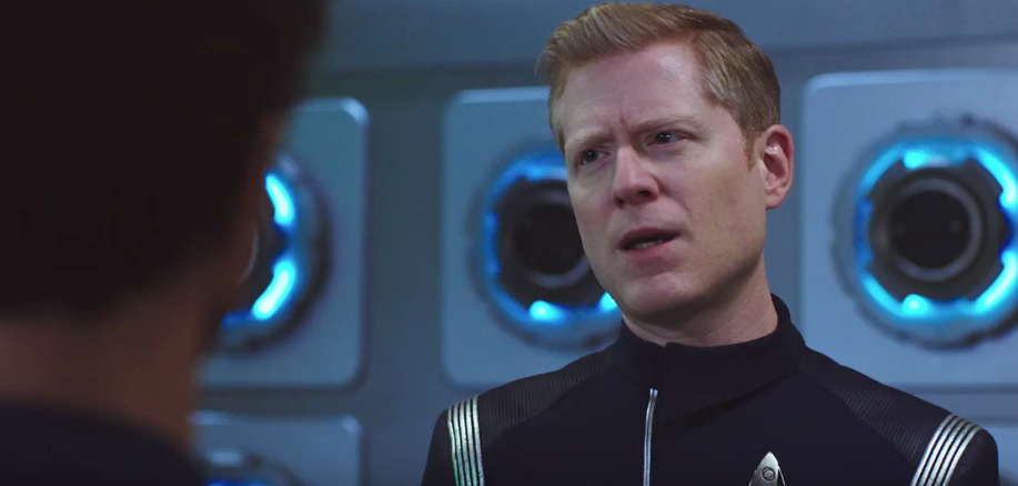 O caso de Kevin Spacey e House of Cards - Anthony Rapp - Star Trek Discovery