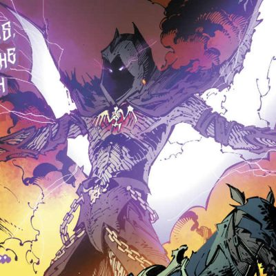 Rumor: Barbatos é o Batman?