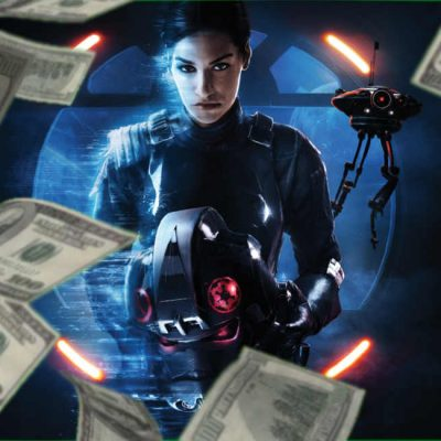 Star Wars Battlefront II é Pay to Win!