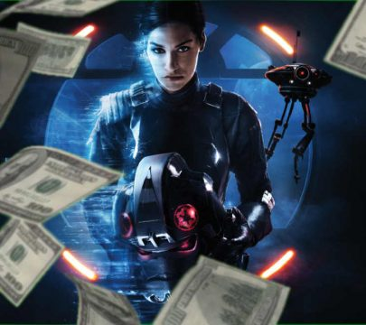 Star Wars Battlefront II é Pay to Win