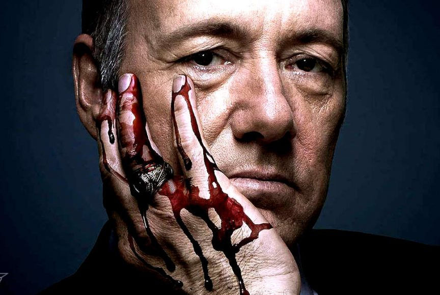 House of Cards sem Kevin Spacey