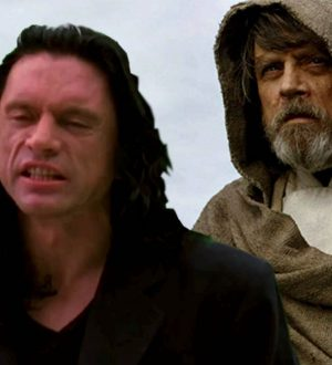 Star Wars com Tommy Wiseau