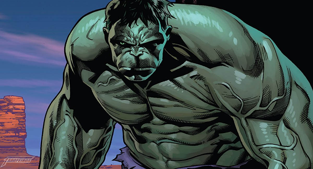 Quem é o mais forte da Marvel Comics Versão 2018 - Hulk - The Traits - Nobody Loves the Hulk