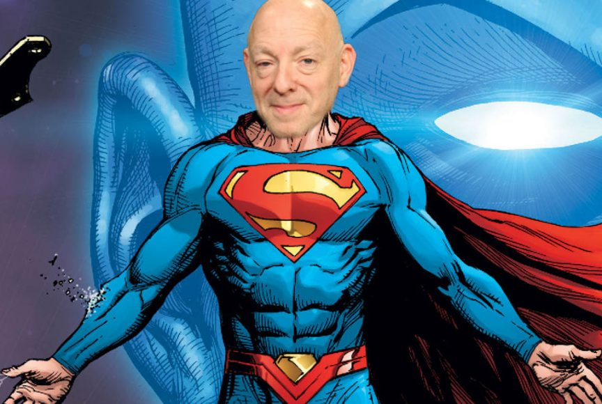 Brian Michael Bendis escreverá o Superman