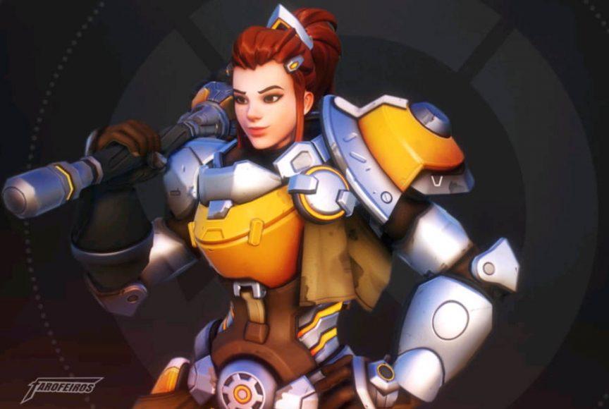 Brigitte é a nova personagem de Overwatch