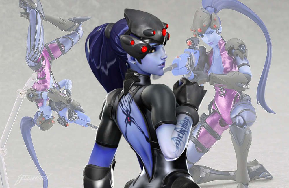 Figma Widowmaker - Overwatch - Good Smile Company