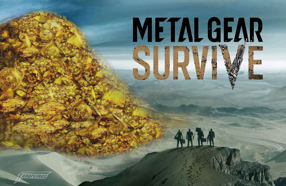 Save game de Metal Gear Survive