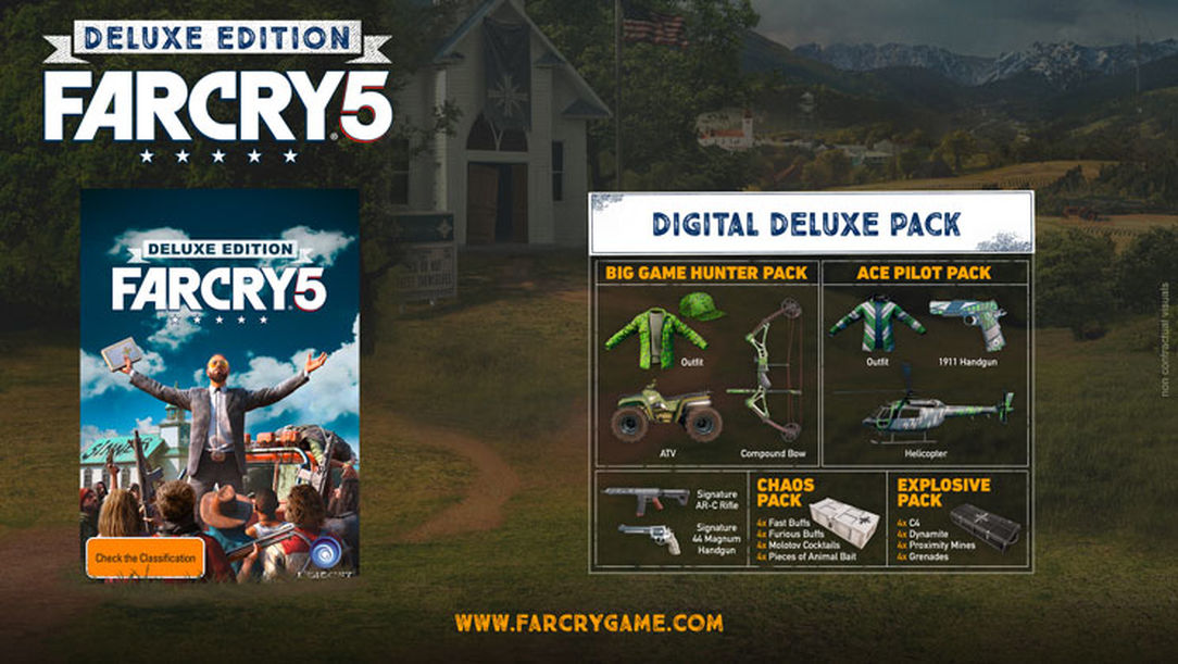 Season Pass de Far Cry 5 - Deluxe Edition
