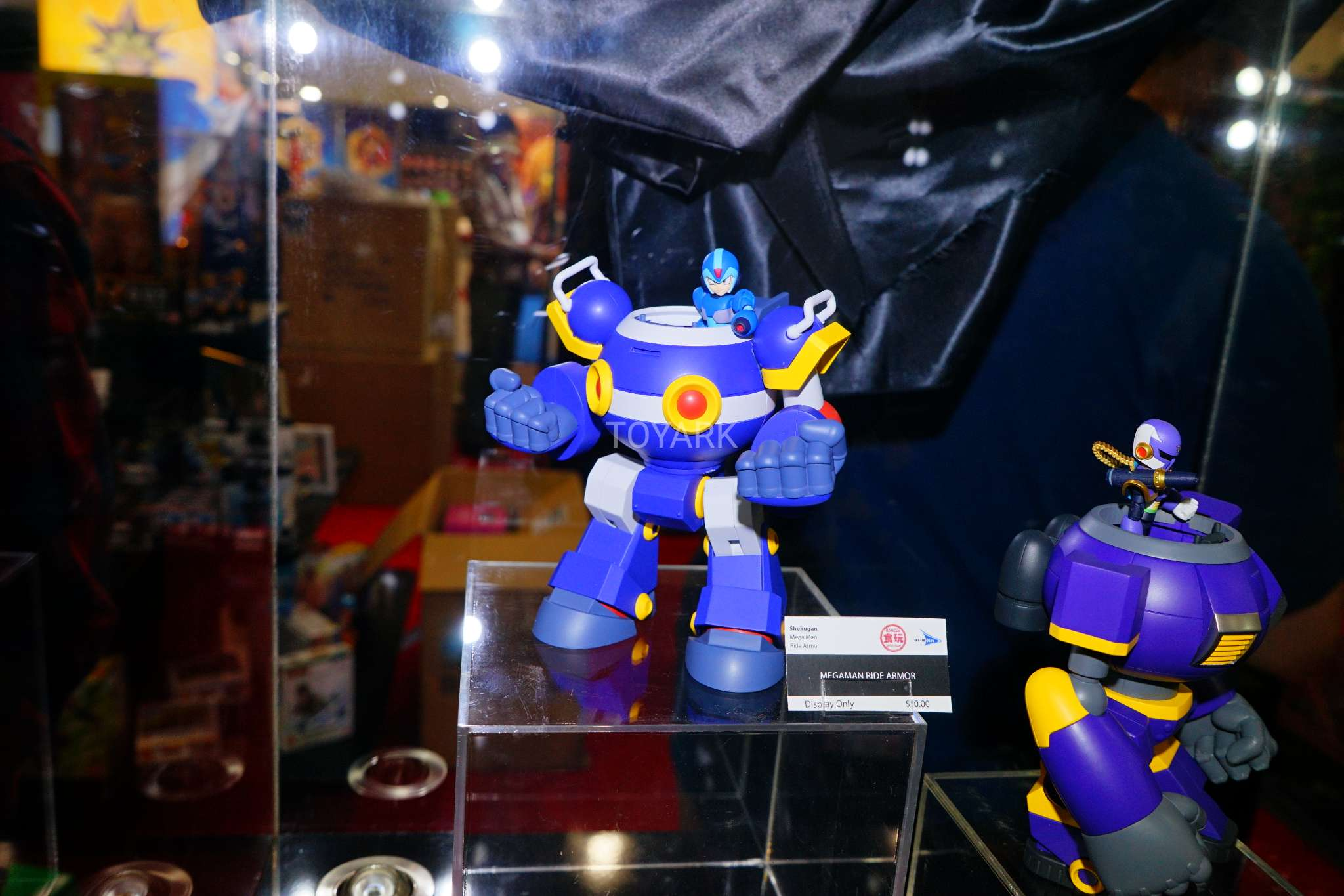 Toy Fair 2018 - Bandai - Megaman 66 Action
