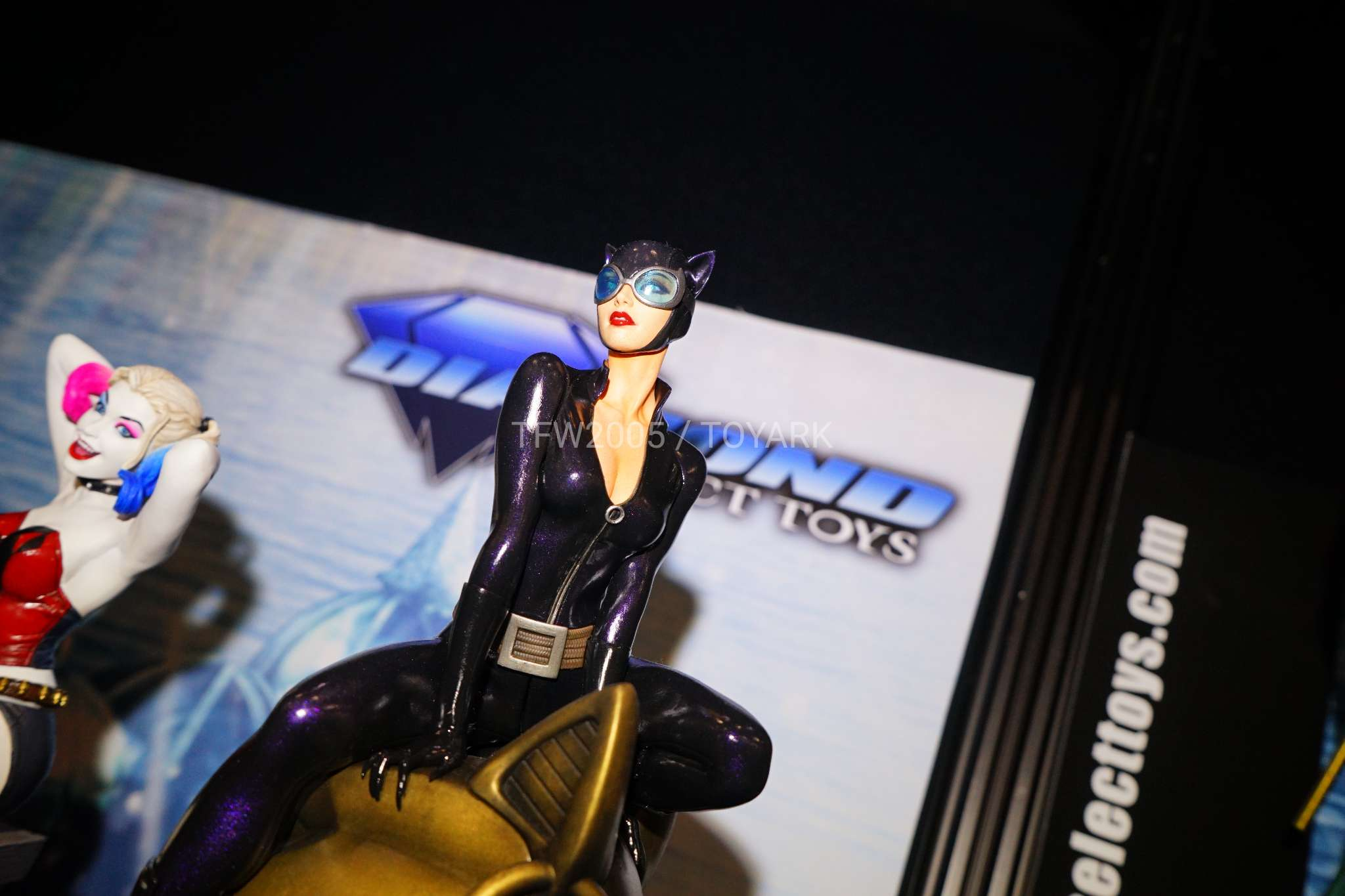 Toy Fair 2018 - Diamond Select - Mulher Gato