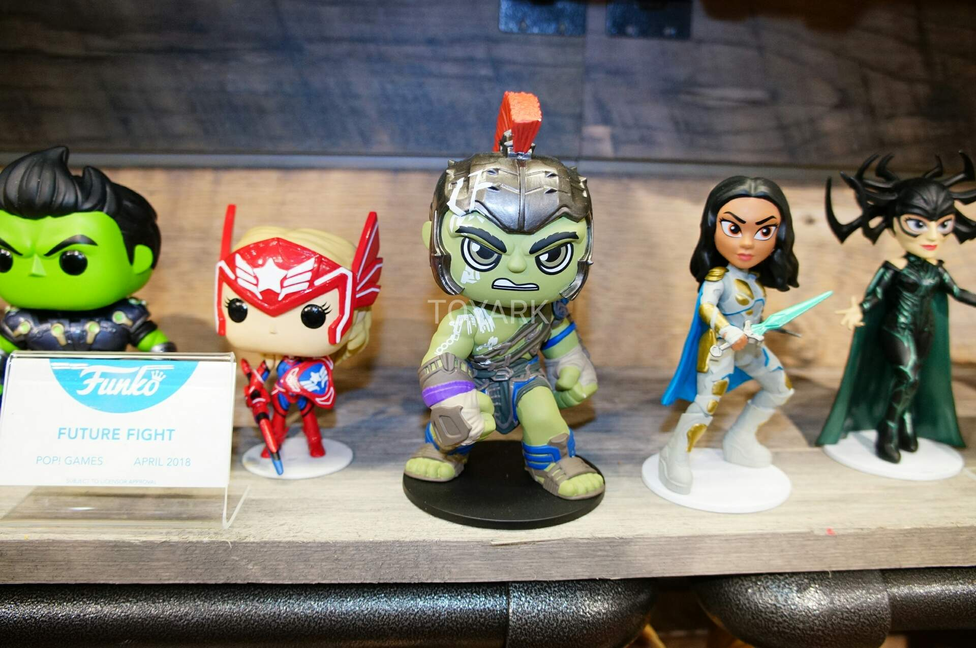 Toy Fair 2018 - Funko - Marvel's Future Fight