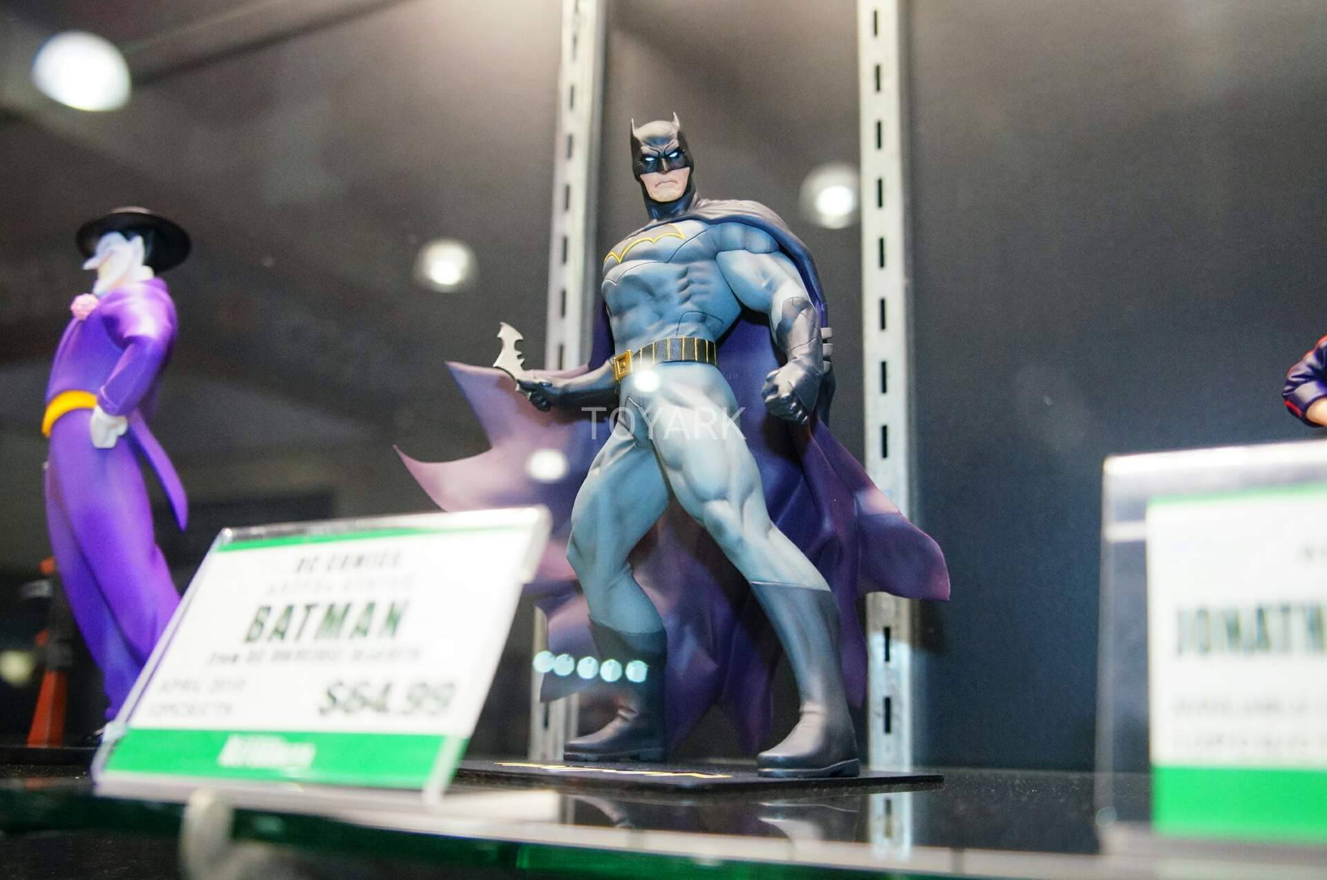 Toy Fair 2018 - Kotobukiya - Batman Renascimento